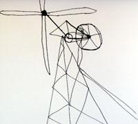 風車完成予想図